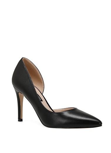 Nine West Nine West AS00412004 Kadın Topuklu Ayakkabı Siyah